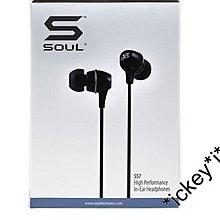 100% 美國入口 SOUL by Ludacris SS7BLK 高清HIFI 隔音 線控 耳機 通用 有單 特價 包郵
