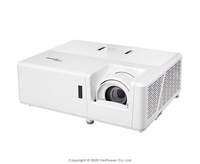 ZW403 Optoma 4500流明 DLP輕巧型高亮度工程及商用投影機 DLP 1280 x 800解析
