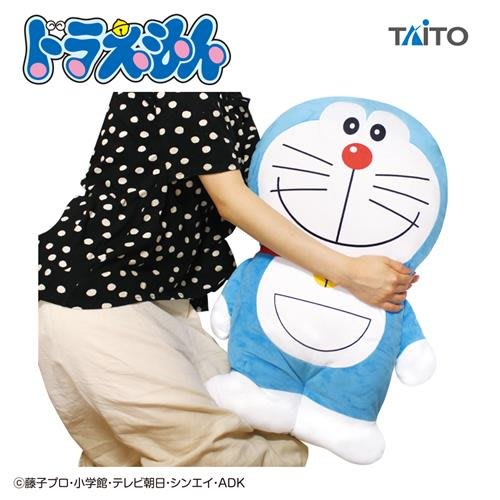 4165本通 日本景品 日空版 小叮噹 哆啦A夢 超大 絨毛玩偶 抱枕 1812010004 下標前請詢問