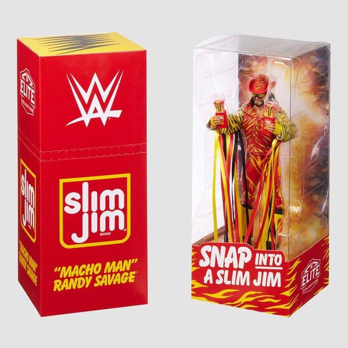 BEETLE 2019SDCC SLIM JIM WWE 摔角 MACHO MAN RANDY SAVAG MATTEL