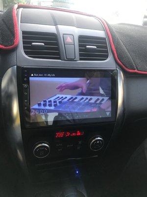 【 嘉義.新動力 汽車音響 】SUZUKI SX4  專用安卓機