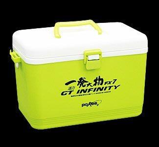 pokee 一發大物 活力 綠2代7公升 +100元泵浦 冰箱 活餌桶活餌箱 [Haofoo]