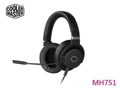 「阿秒市集」Cooler Master 酷碼 MH751 頭戴式電競耳機