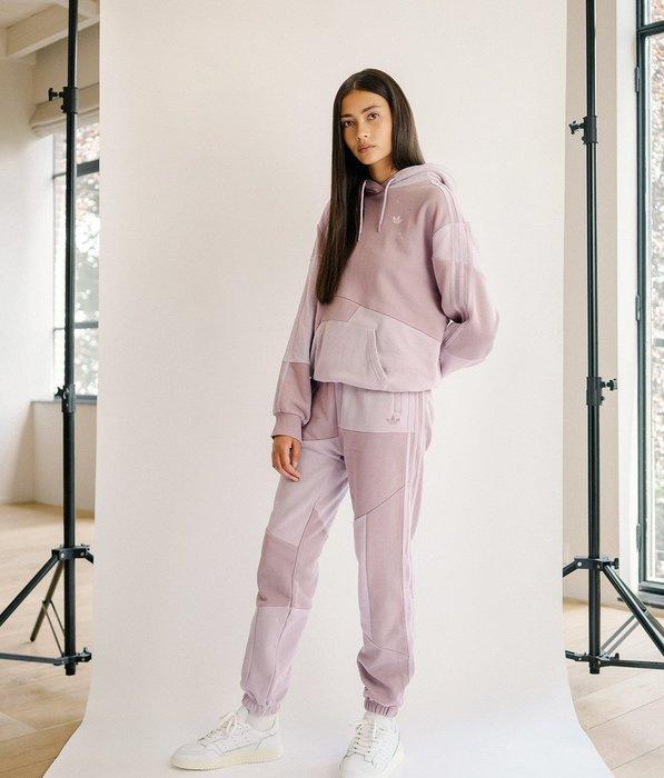 [第二彈聯名] adidas Originals X Danielle Cathari 秒殺聯名 紫色系 運動套裝