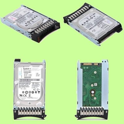 5Cgo【權宇】IBM Announce HDD 1TB 7.2K 6Gbps NL SATA 2.5吋伺服器硬碟 含稅