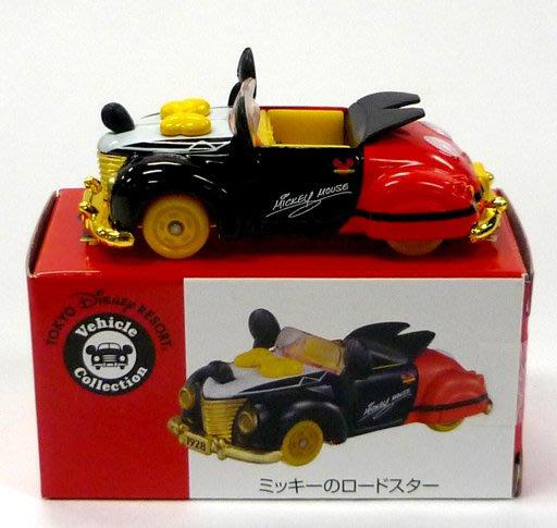 *Miki日本小舖*日本㊣版東京迪士尼樂園限定 TOMY TOMICA米奇造型合金車/收藏/小車