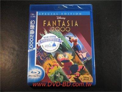 [藍光BD] - 幻想曲2000 Fantasia 2000 特別版 ( 得利公司貨 ) - 迪士尼迎接千禧年的音樂響宴