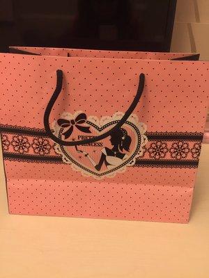 Pretty Princess  紙袋 / 禮物袋 大