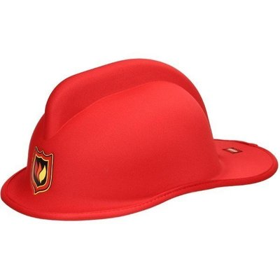 LEGO Fireman's helmet. CITY 角色扮演 生日 派對 萬聖節 專用勿下標