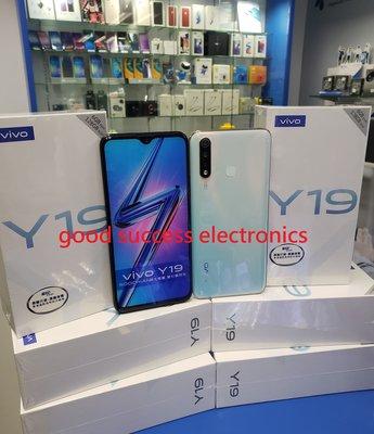 Vivo Y19 (6+128GB) 全新香港行貨 原廠一年保養 💥照價再減,歡迎查詢現金優惠價