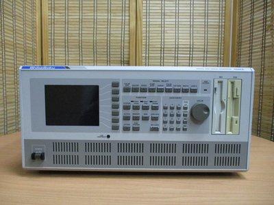 康榮科技二手儀器SHIBASOKU TG35CX Digital Test Signal Generator信號產生器