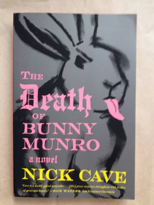 (下標即結標)Nick Cave尼克・凱夫-The Death of Bunny Munro
