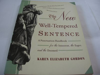 The New Well-Tempered Sentence: A Punctuation Handbook 無畫線註記