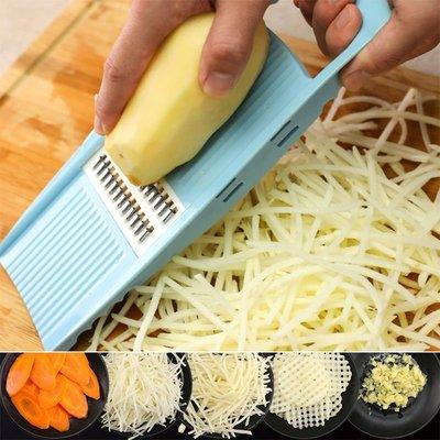 土豆網花網格切片器薯格擦多功能切菜器刮絲刨絲切絲神器廚房用品
