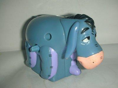 aaL皮1商旋.(企業寶寶玩偶娃娃)少見1998年麥當勞發行Pooh小熊維尼尋找羅賓-屹耳!--距今已有20年歷史!