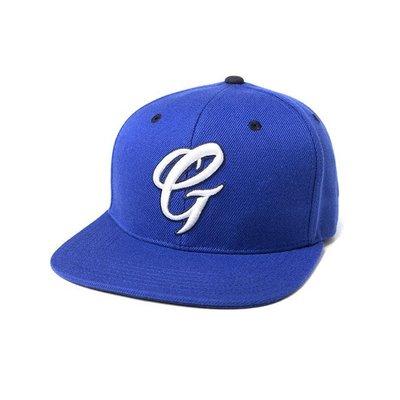 【黑人嚴選】(兒童款) 富邦悍將 FUBON GUARDIANS G帽徽 後扣式 平眉棒球帽