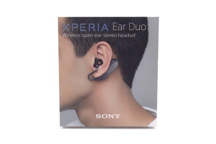 【台中青蘋果】Sony Xperia Ear Duo XEA20 全新品 無線立體聲耳機 #47351