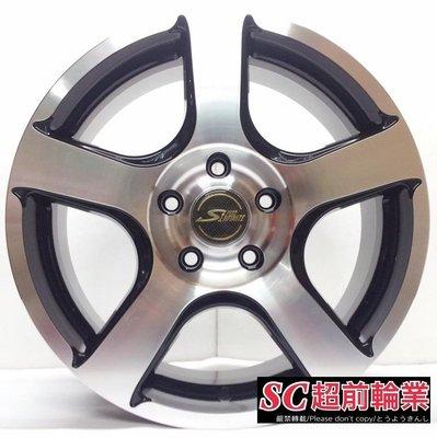 【超前輪業】編號(394) 全新鋁圈 SH16 16吋鋁圈 5孔120 5孔160 6.5J T5 T6 載重框 強度夠