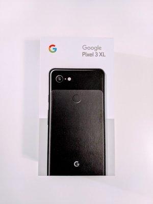 Google Pixel 3 XL 純粹黑 64GB