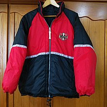 90年代 vintage NBA 芝加哥 公牛隊 Bulls 雙面穿 古著 外套