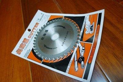 ˇ附發票*東北五金*正北海道鐵筋浪板專用鋸片.金屬鋸片.切片.切割片 規格:110*2.0*40T