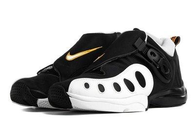 YMD Nike Zoom GP AR4342-002 黑金白  Gary Payton  手套