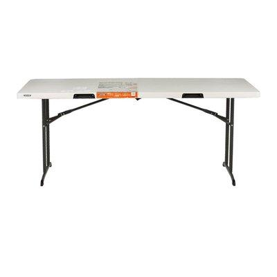 美兒小舖COSTCO好市多線上代購~Lifetime 工業級6呎折疊桌(1入)