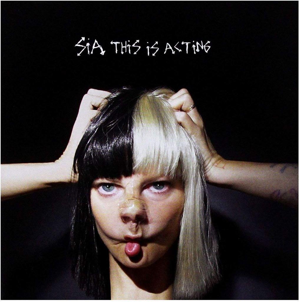 【黑膠唱片LP】超有戲 This Is Acting (2LP) /希雅 Sia ---88875180551