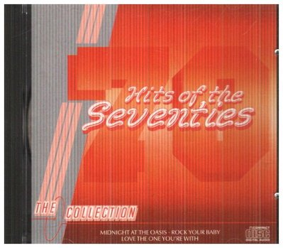 新尚唱片/ HITS OF THE SEVENTIES 二手品-01555536