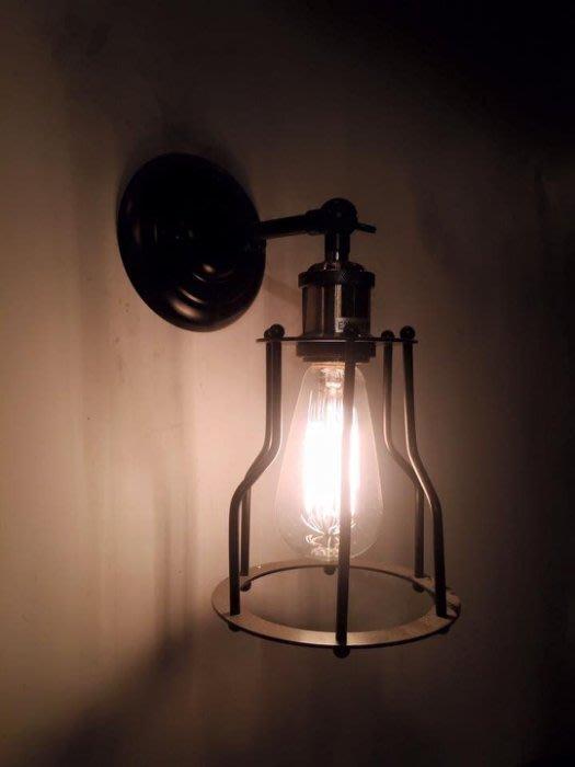 【曙muse】工業風壁燈 氣氛燈 展示燈 北歐復古風loft 工業風 咖啡廳 民宿 餐廳 住家