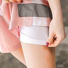 健身房夏季網紅速干褲瑜伽跑步寬新品松運動短褲女防走新光薄款健身短褲S05
