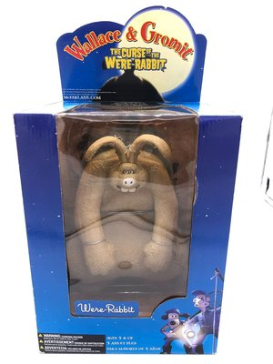 Wallace & Gromit Curse of the Were-RabbitFROM DELUXE BOXED現貨