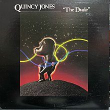 QUINCY JONES/THE DUDE 西洋 黑膠唱片