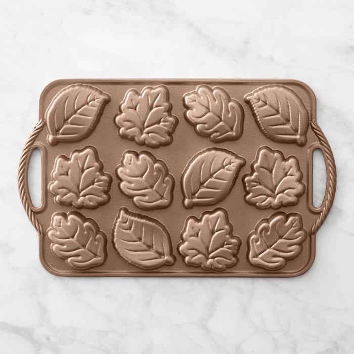 【Sunny Buy 生活館】Nordic Ware 葉子蛋糕烤盤 美國製 蛋糕模 烤箱 烘焙 烤模