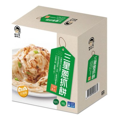 costco線上代購 #102693 華師父 冷凍抓餅 120公克X30入X2組 *