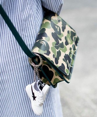 【日貨代購CITY】A Bathing APE BAPE STA KEYCHAIN 球鞋 造型 鑰匙圈 2色 現貨