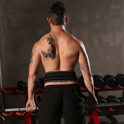 深蹲 腰 帶 真皮皮帶 舉重腰帶-四層舒適貼合健身用品73nr10[獨家進口][米蘭精品]