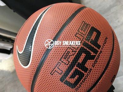DSY-NIKE TRUE GRIP 7號籃球 十字紋 NKI0785-507 棕色 戶外籃球 耐磨 抓力好