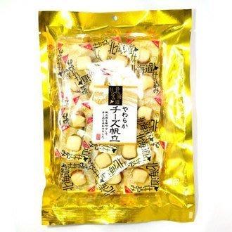【小糖雜貨舖】日本 北海道 起司 干貝燒 糖果 零食 120g