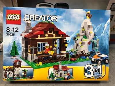 Lego 31025 Creator Mountain Hut