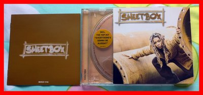 1998年-歐版-糖果盒子-同名專輯等19首好歌-有英文歌詞.日文解說日文歌詞-Sweetbox-SHE-的最愛翻唱◎2