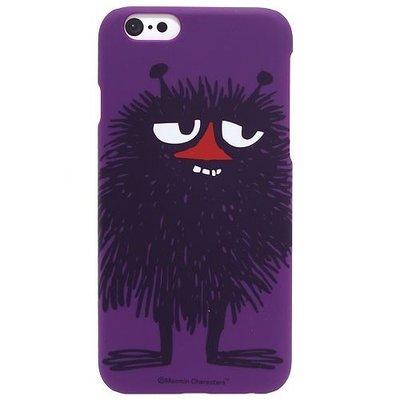 尼德斯Nydus~* 日本 Moomin 姆明 嚕嚕米 黑毛球 史丁奇 stinky 手機殼 iPhone6 4.7吋