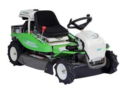 全新原裝日本進口OREC18HP專業駕駛式割草機,專業用途耐用適合長時間大面積,適合果園--免運費