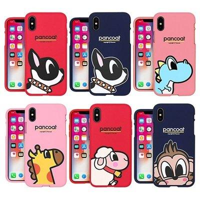 韓國 PANCOAT 強化軟殼 手機殼│iPhone 6 6S 7 8 Plus│z8195