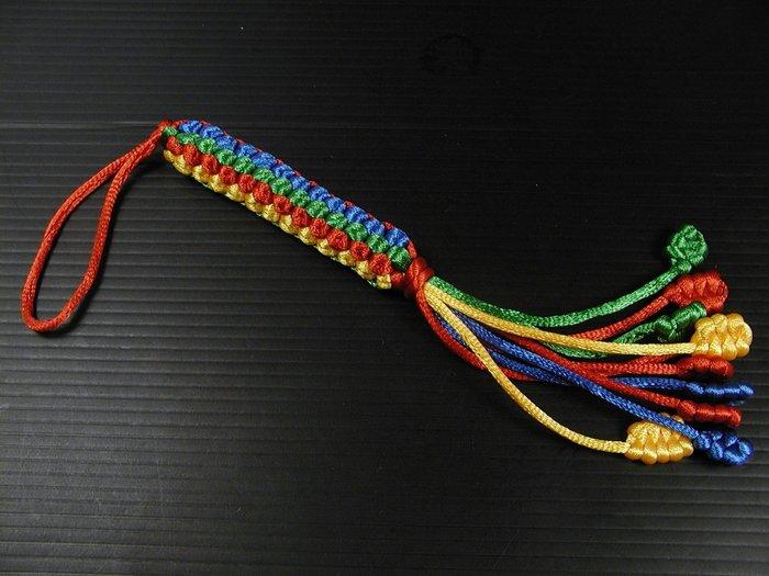 藏珠物流中心 **來自西藏的祝福**中國繩手工編製**吊飾**S002