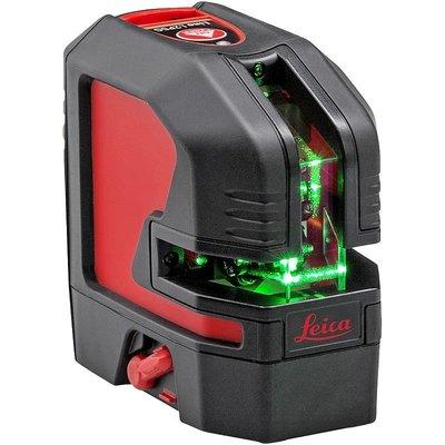 【宏盛測量儀器】雷射光點儀 LEICA LINO L2P5G五點十字機型全綠光 (公司貨三年保固) ~來電特價