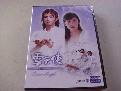 17小時偶像劇DVD雪天使全套23集全新正版TORO、王宇婕、顏行書、楊謹華天字櫃2U
