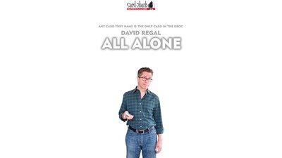 【大寶魔術】All Alone by David Regal ~ 獨一無二