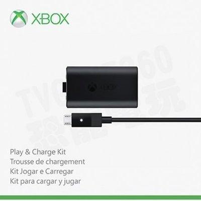 微軟 XBOXONE XBOX ONE 原廠同步充電套件 手把充電組 鋰電池 MICROUSB充電線 台灣公司貨 台中