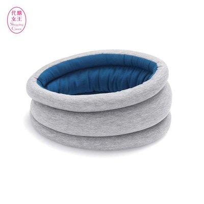 《代購》美國 Ostrich Pillow 鴕鳥枕 Light 旅行 枕頭 圍脖款 ~~代購女王~~
